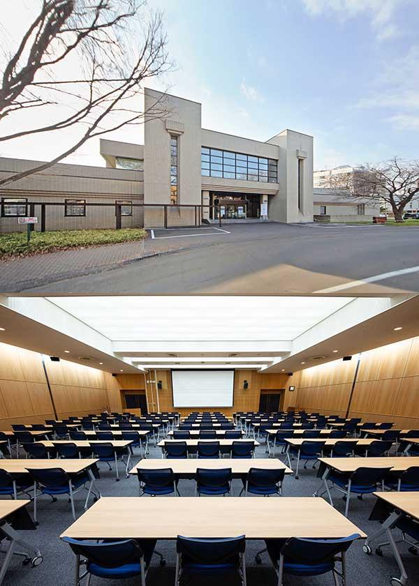 北海道大学学術交流会館 第1会議室
