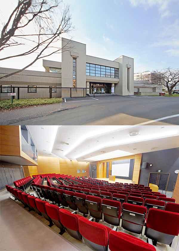 北海道大学学術交流会館 2階講堂
